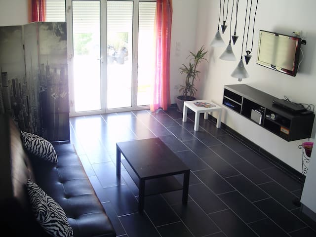 Appartement neuf 50 m² proche mer - Saint-Cyprien - Apartamento