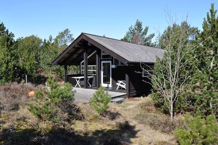 Chamerende sommerhus kun  ca. 19 km fra Skagen.