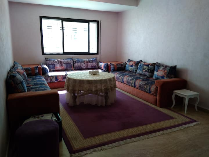 Appartement Diyar 8 close to airport&free parking