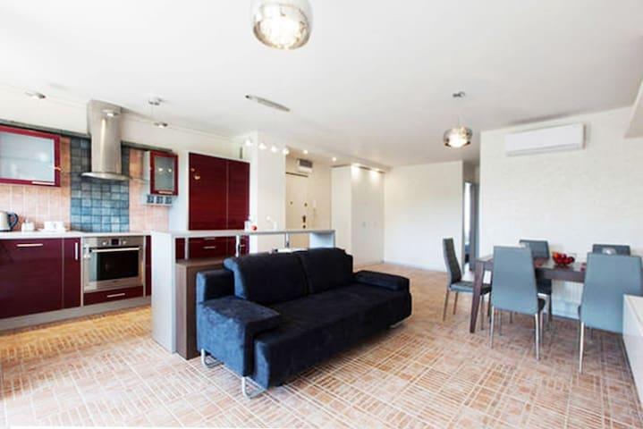 3room modern apartment in the heart of the city - Breslavia - Apartamento