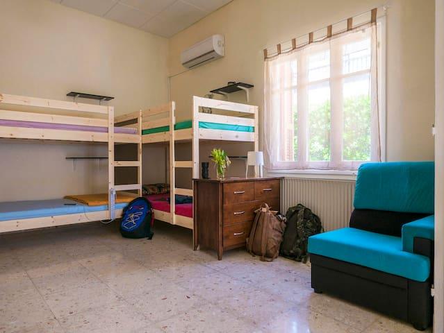 Cheap accommodation near the center of Limassol!