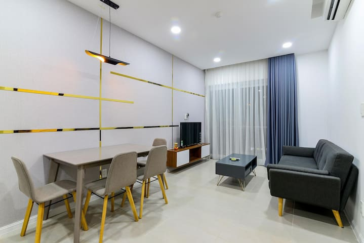 16F 1BR Cozy aparment with modern interior,Pool