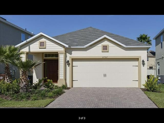 Brand new home 7mi from Disney! - Kissimmee - Casa