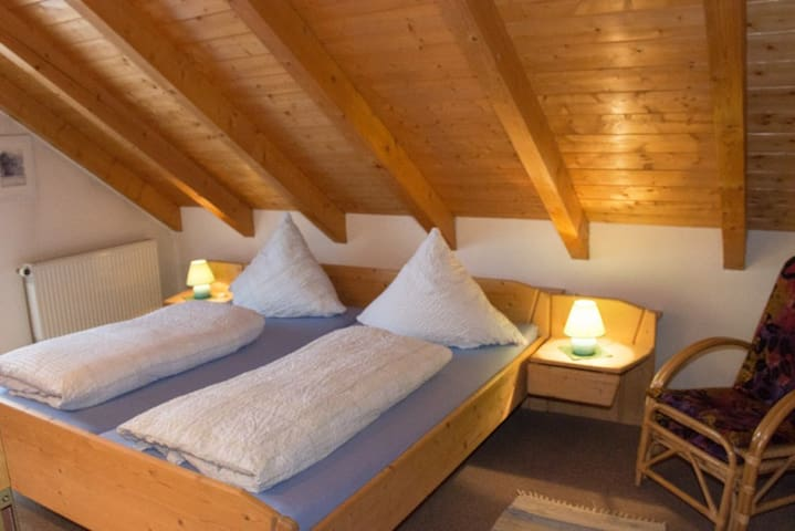 Haus Subasio, (Höchenschwand), Fewo A, 60qm, 1 Schlafzimmer, max. 2 Erwachsene