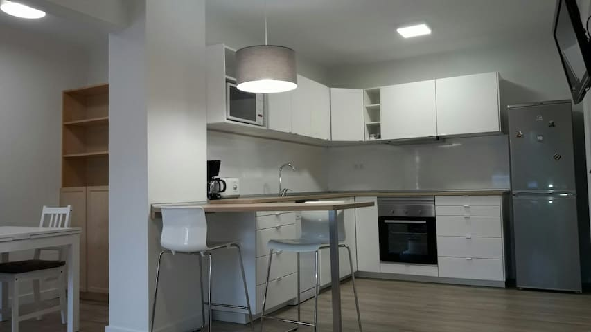 Apartamento en Getxo recién reformado - Getxo