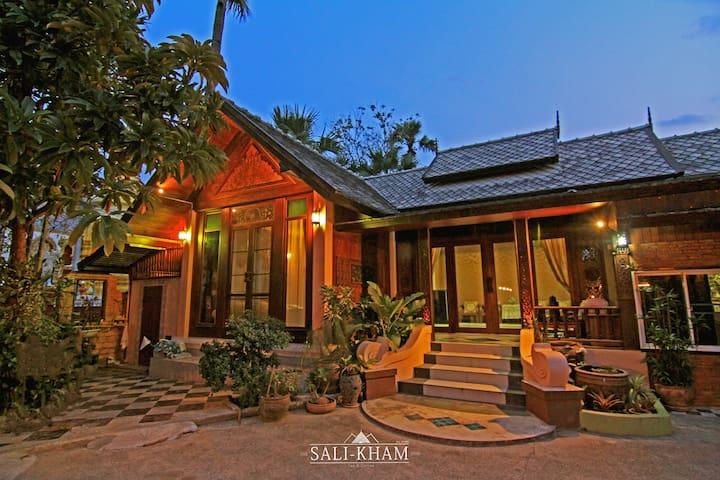 The Sali-Kham Traditional Lanna Home No.3