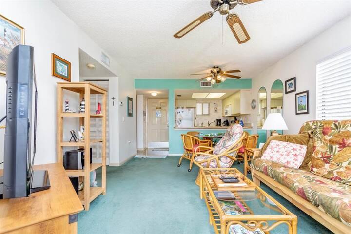 Ocean Village Club M31 - Saint Augustine - Apartament