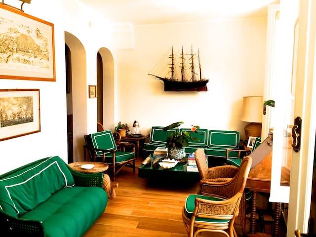 Unforgettable Portofino - diretcly on the sea - Portofino - Appartement