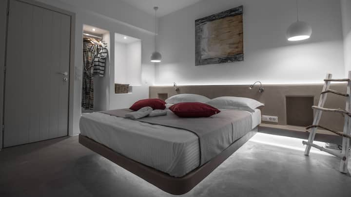 Master Suite with Panoramic View