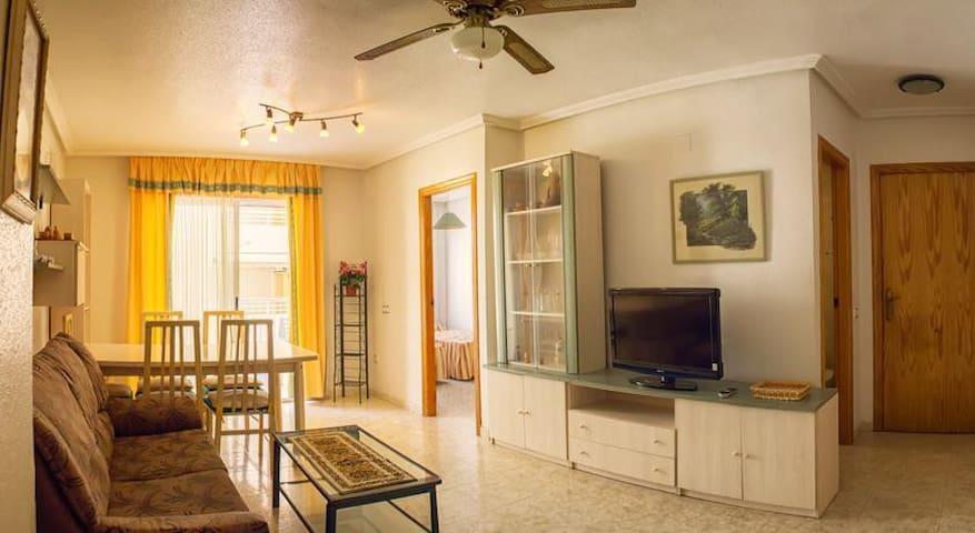 Apartment near the beach LA MATA - Alicante - Condominio