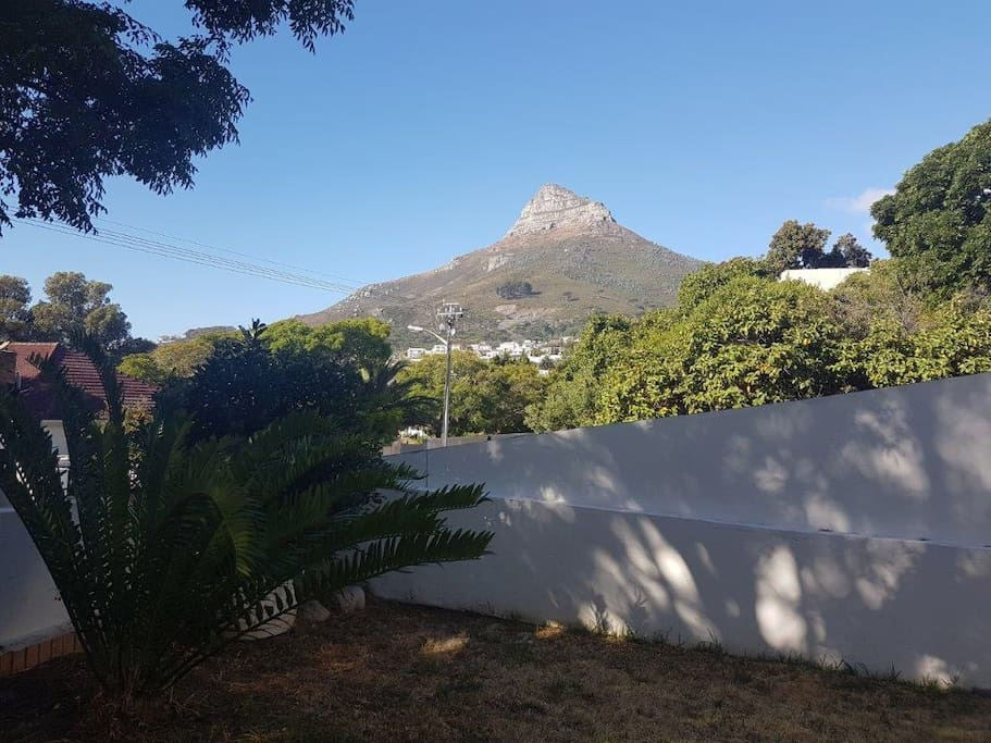 View of Lions Head