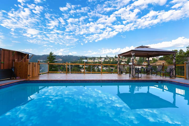 E&BOOK-MountainView & Private Entrance & Pool : )