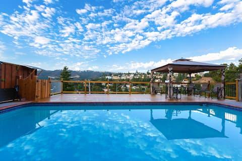 E&BOOK-MountainView & Private Entrance & Pool : )