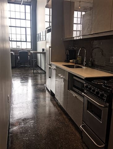 Loft Style Apartment In the Heart of Fishtown, PHL - Philadelphia - Apartemen