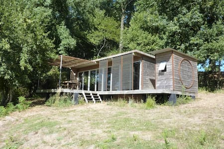 La cabane Beurrerie, Puy du Fou - Saint-André-sur-Sèvre - Srub