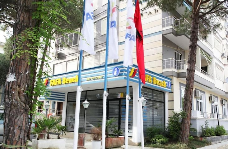 Fafa Beach Apartments