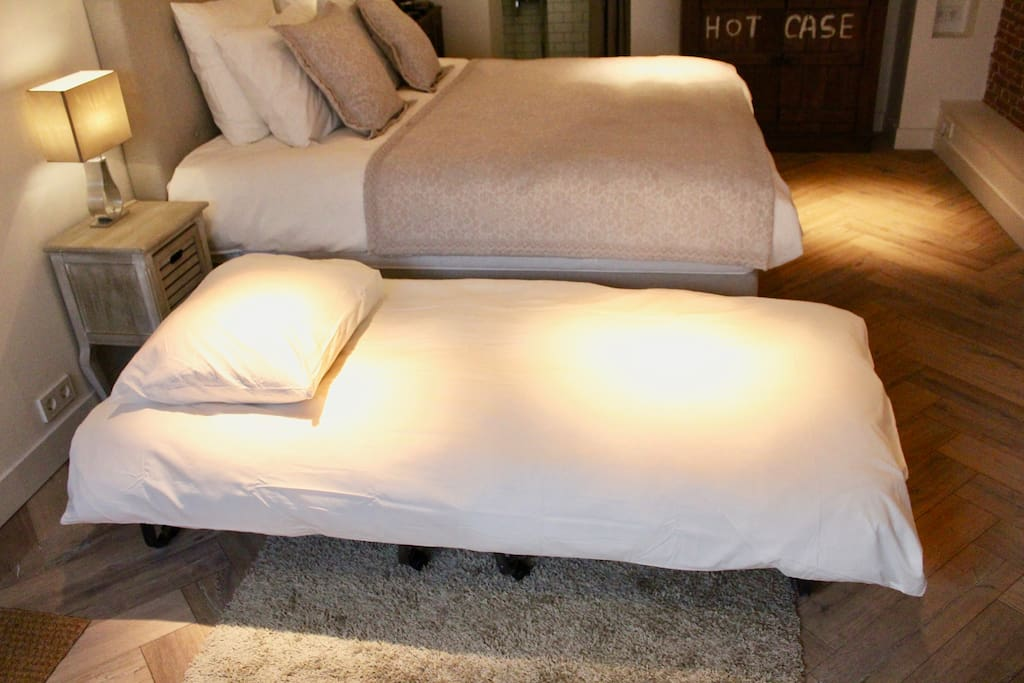 additional bed 90x200