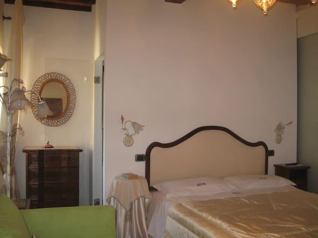 La casa delle rose colline Toscane - Arezzo - Penzion (B&B)
