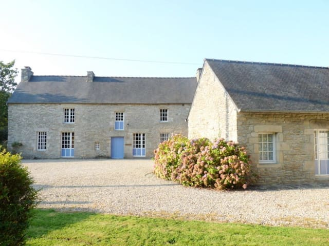 Idyllic French Farmhouse
