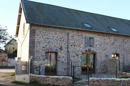 La Charetterie de la ferme de la baconnerie - Sainte-Marguerite-d'Elle - Hus