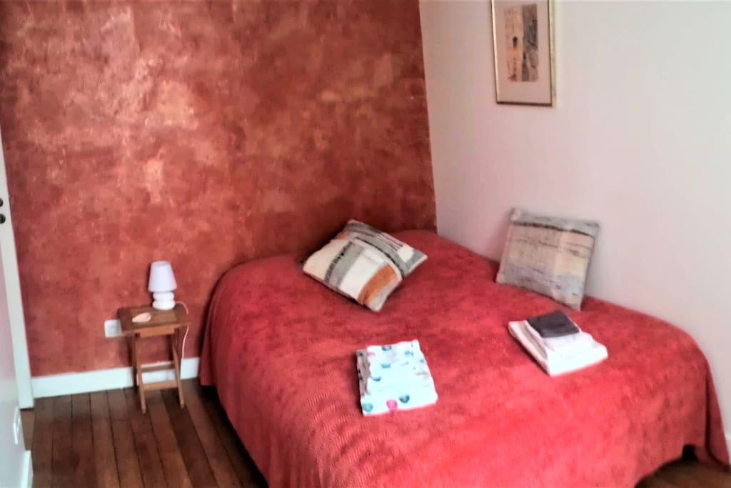 Chambre priv e tr s calme pr s montparnasse appartements for Chambre a partager paris