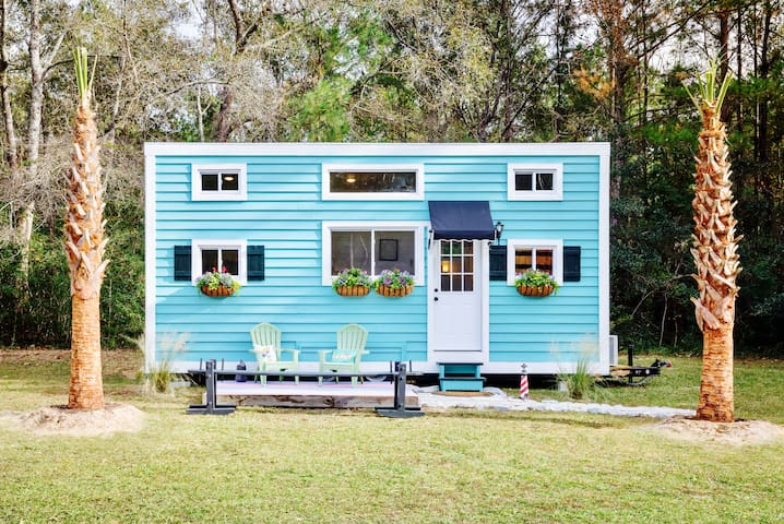 """The Marion_Featured on """"TINY HOUSE BIG LIVING"""""""