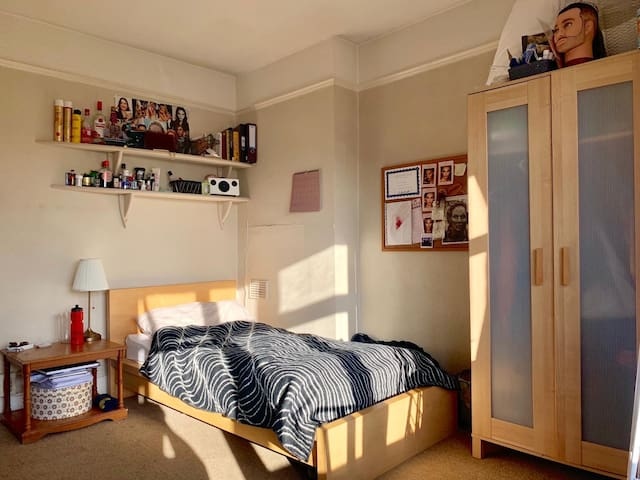 SPACIOUS AND AIRY DOUBLE ROOM IN EALING - LONDON