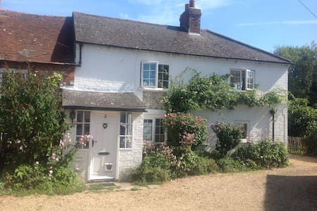 Rural retreat nr Chichester, Goodwood, West Dean