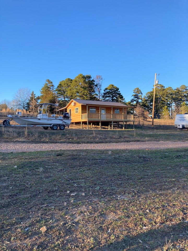 Daisy Creek Cabins and RV (Cabin 2)