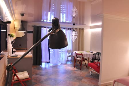 Апартаменты в стиле Прованс - Сочи