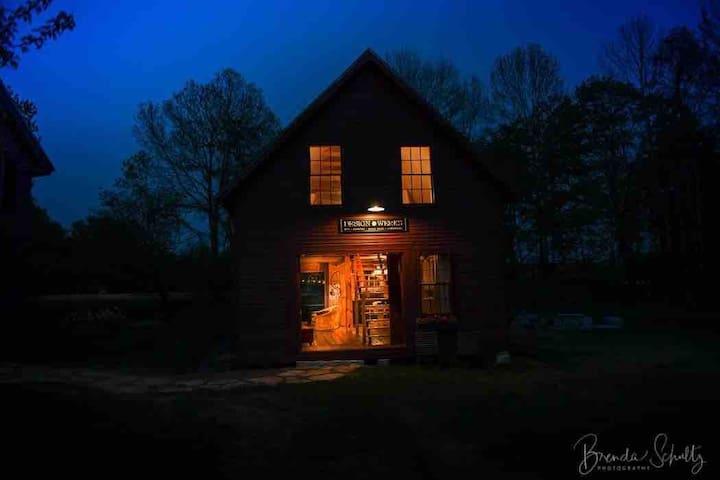 Historic Maine Canoe Shop