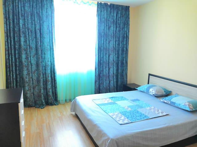 2-х комнатная квартира на берегу моря