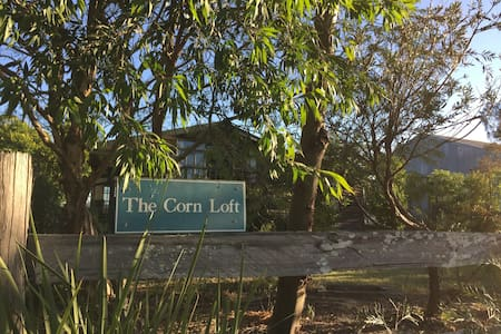 Corn Loft - Parma Farm