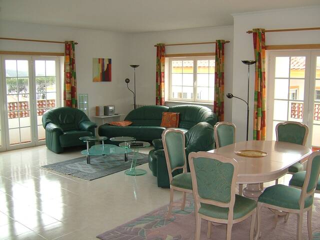 Spacious 3 bed apartment by beach and golf - Óbidos Municipality - Apartment
