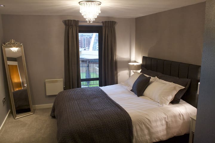118: Luxury Newcastle/Gateshead Quayside Apartment - Gateshead - Apartemen