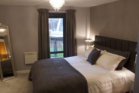 118: Luxury Newcastle/Gateshead Quayside Apartment - Gateshead - Lägenhet