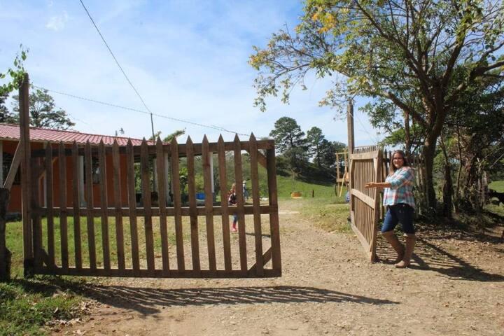 Casa de Campo Mis Abuelos