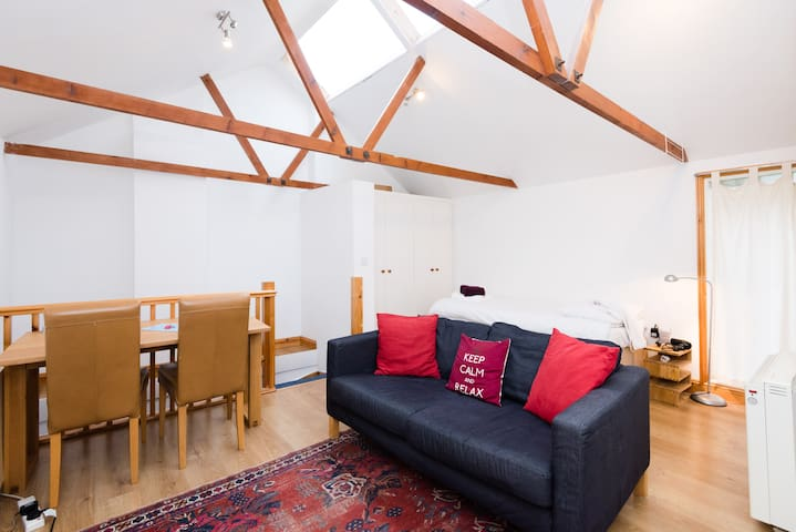 Studio Loft Apartment Cambridge City Centre