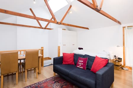 Studio Loft Apartment Cambridge City Centre - Cambridge - Loft