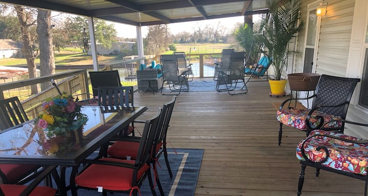 Waterfront Getaway w Boat Dock and Marina Access