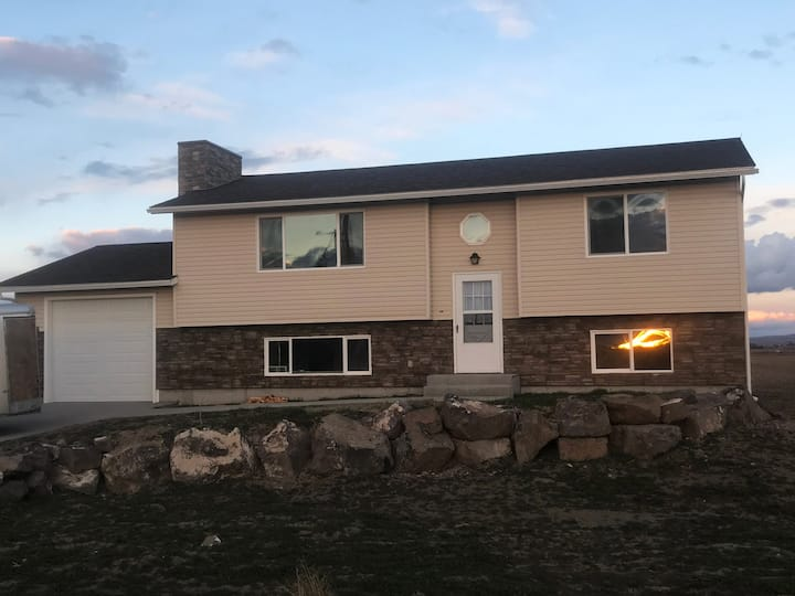 Rexburg Bungalow-private! 9 min to Temple & BYU