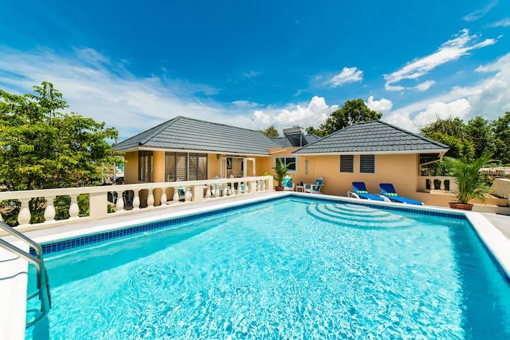 Sunset 1 Villa, Silver Sands Jamaica
