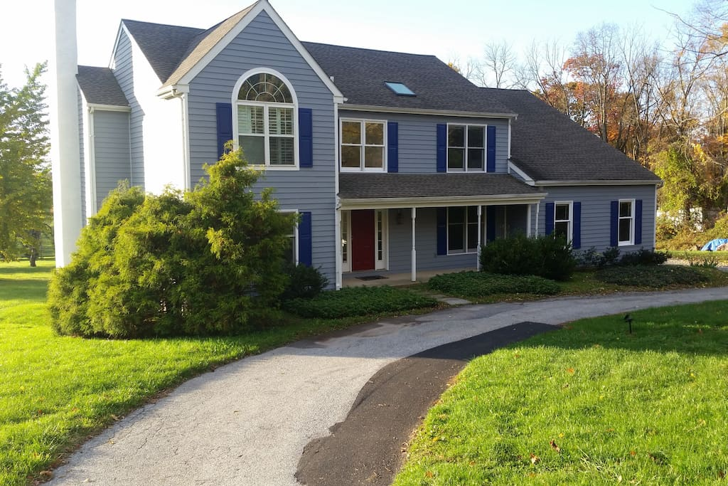 Scenic Getaway Near Longwood Gardens Ksq Houses For Rent In Chadds Ford Pennsylvania