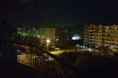 third floor apartm.with nice view - Εύοσμος
