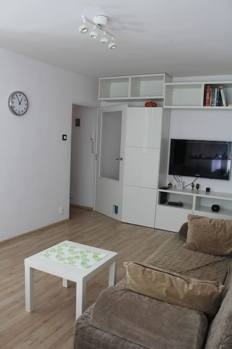 Room 1 with kitchen