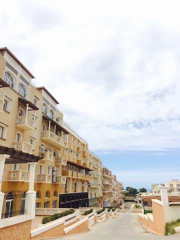 Magnifique Appartement Club des Pins calme absolu - Chéraga - Daire