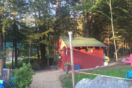 Small cabin in the White mountains - Thornton - Cabana