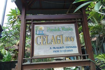 Celagi Inn, Basic Double Room - Manggis