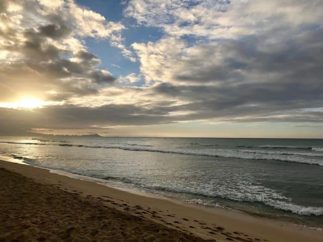 Beach House Retreat with Cabana-30 day min. rental