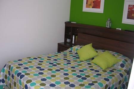 Apart La Barra Habitacion c/baño para 2 - La Barra - Serviced apartment